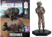 Doctor Who Figurine Collection #081 Tritovore Eaglemoss